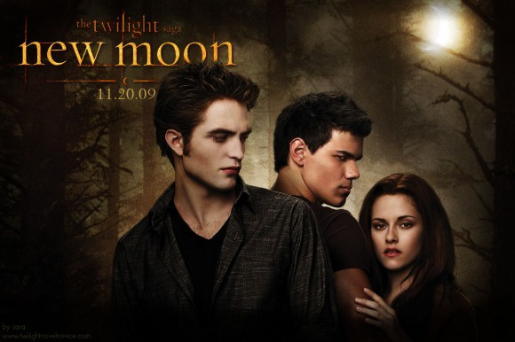 Edward - Jacob - Bella